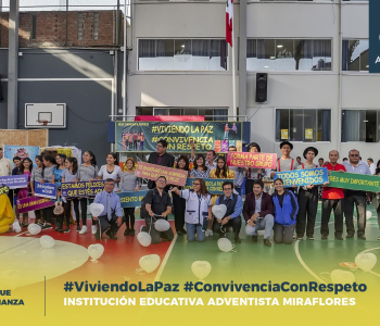 Proyecto AntiBullying - Nivel Secundario